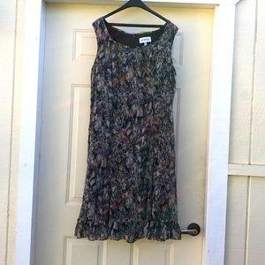 Studio I Sz 18 Flattering Breezy Sleeveless Dress